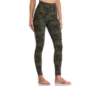 Camo High-Waisted Full Length Leggings | Size S